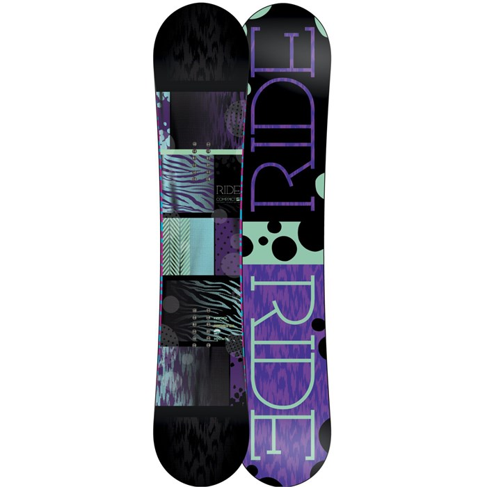 Ride - Ride Compact Snowboard - Women's 2012