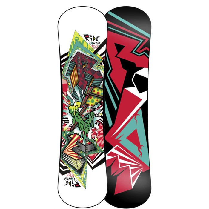 Ride - Lowride Snowboard - Youth 2012