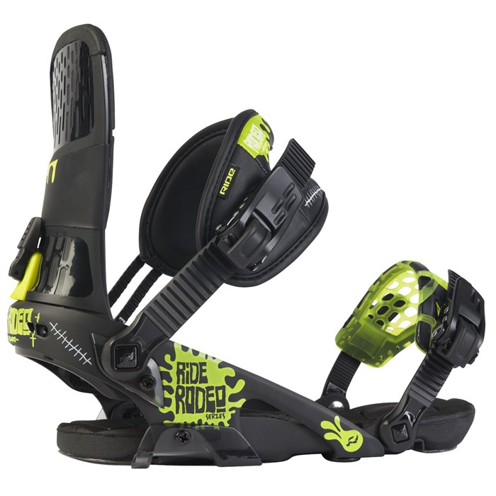 Ride - Rodeo Snowboard Bindings 2012