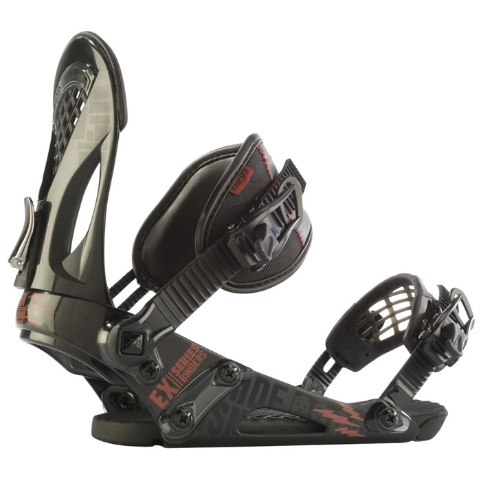 Ride - EX Snowboard Bindings 2012