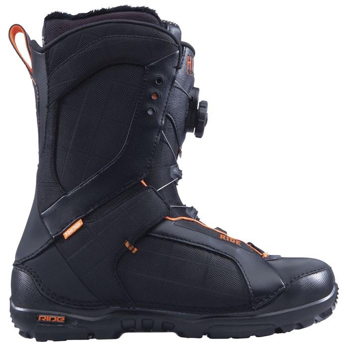 Ride - HI PHY BOA Coiler Snowboard Boots 2012
