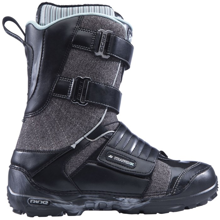 Ride - Strapper AC Snowboard Boots 2012