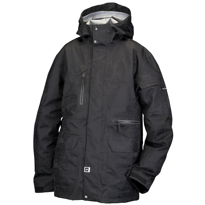 Ride - Lincoln 3-Layer Jacket