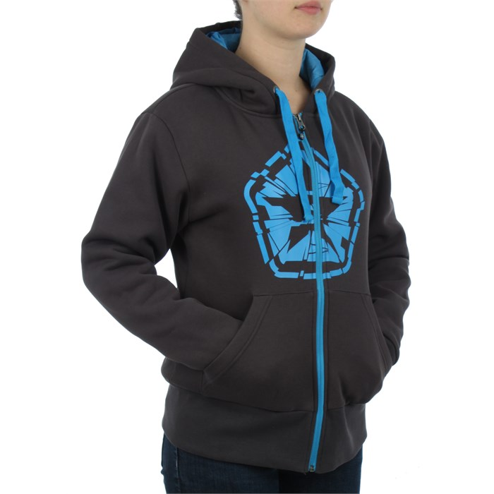 Sessions - Shattered Zip Hoody
