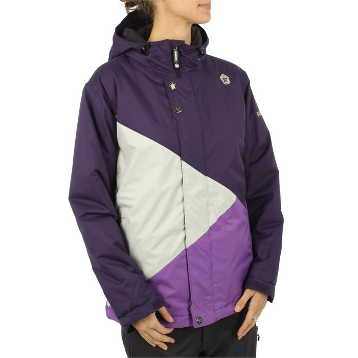 Sessions - Crosscheck Jacket - Women's