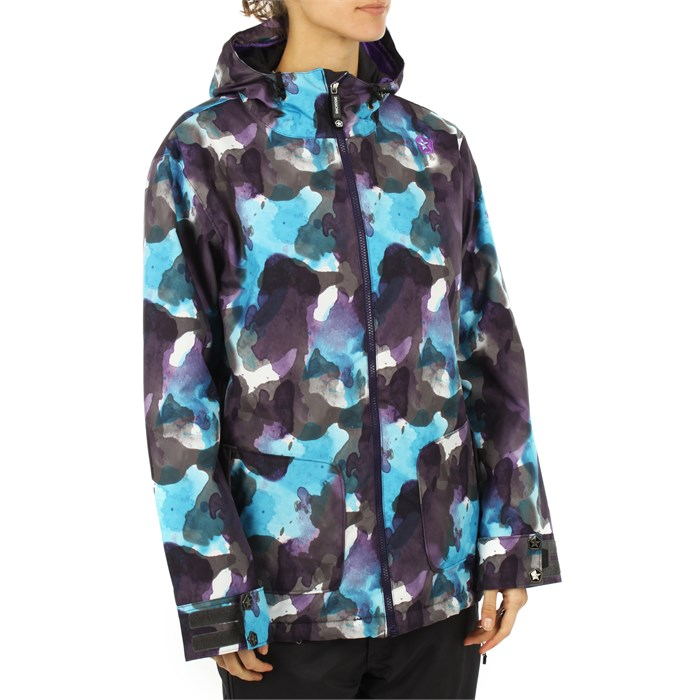 Sessions - Jane Watercolor Jacket - Women's