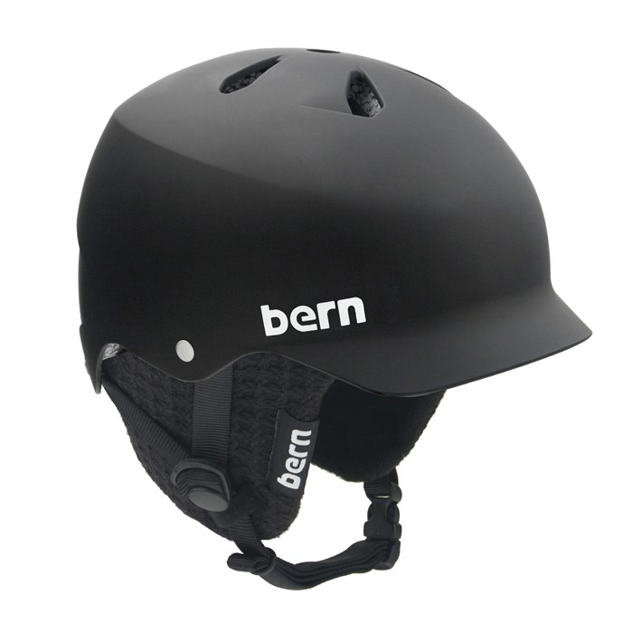 Bern - Watts Audio Hard Hat