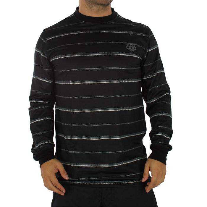 686 - Twill Stripe Base Layer Top