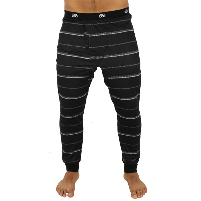 686 - Twill Stripe Base Layer Pants