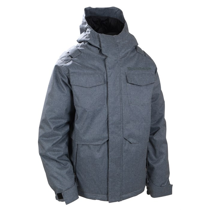 686 - Manual Command Insulated Jacket - Boy's