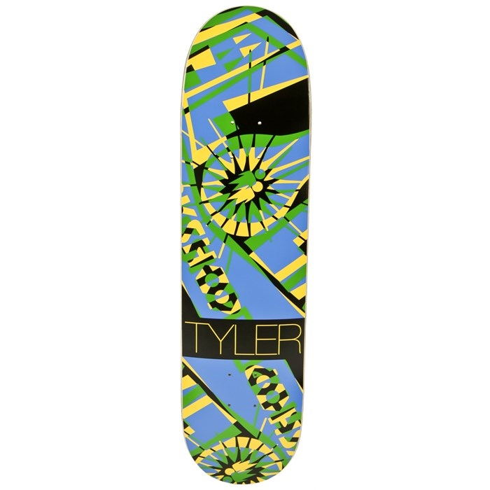 Alien Workshop - Tyler Bledsoe Anaglyph Hexmark Skateboard Deck