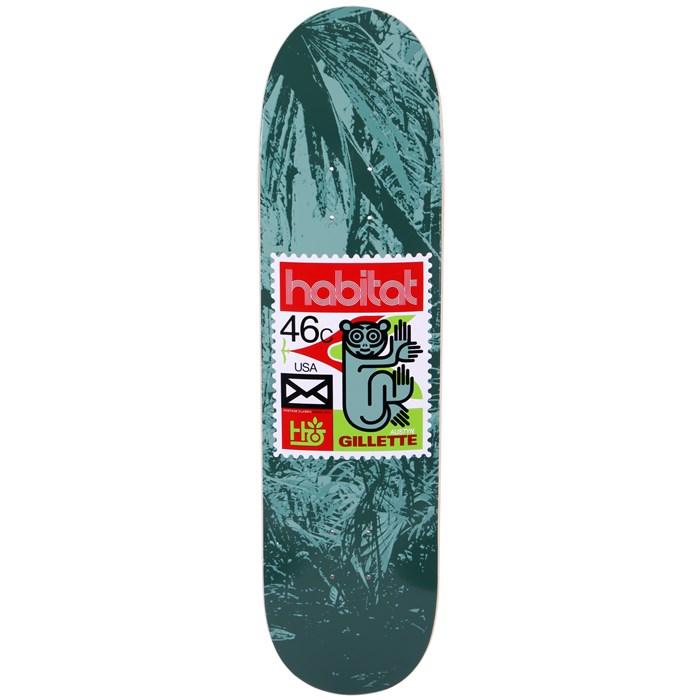 Habitat - Austyn Gillette Postage Redux Skateboard Deck
