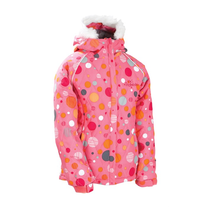 686 - Mannual Bubbles Puffy Jacket - Girl's