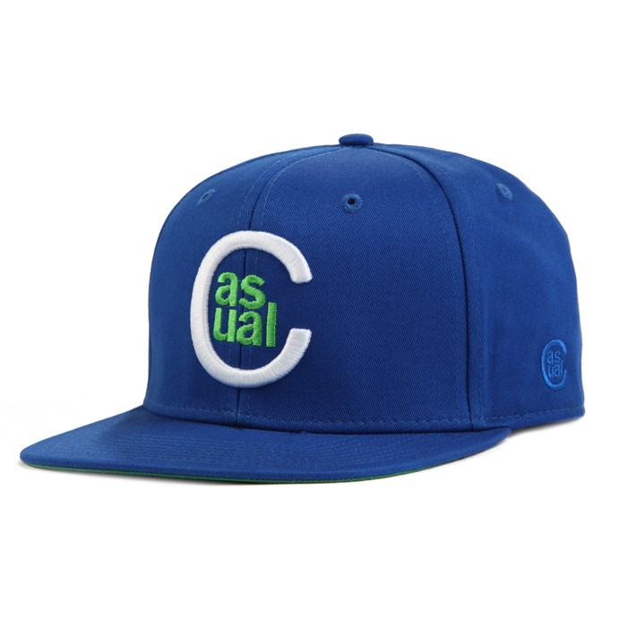 Casual Industrees - C Logo Snapback Hat