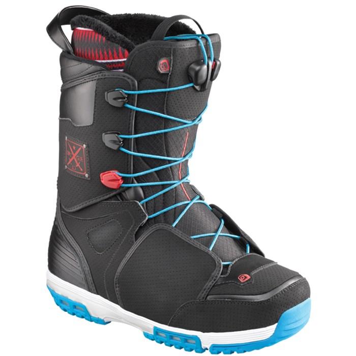 Salomon Dialogue Wide Snowboard Boots Demo 2012 Evo Outlet