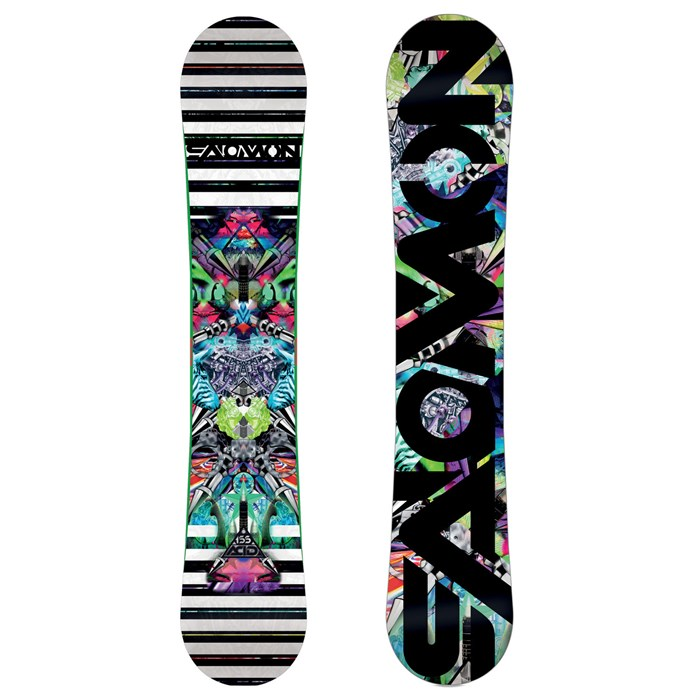 Salomon - Acid Snowboard 2012