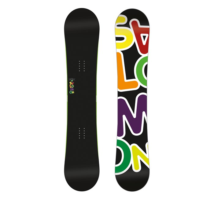 Salomon - Drift Rocker (Black) Snowboard 2012