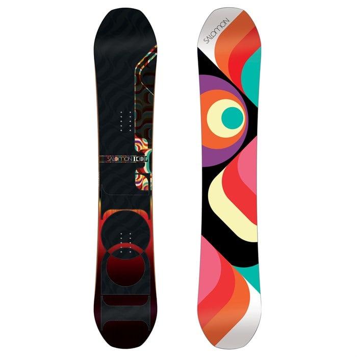 Details zu Salomon Idol Energizer 80 Black Ski Boots Mondo Size 25.0 297 mm
