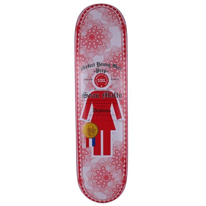 Girl - Sean Malto Diplomas Skateboard Deck
