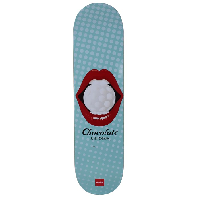 Chocolate - Justin Eldridge Caddy Shack Skateboard Deck