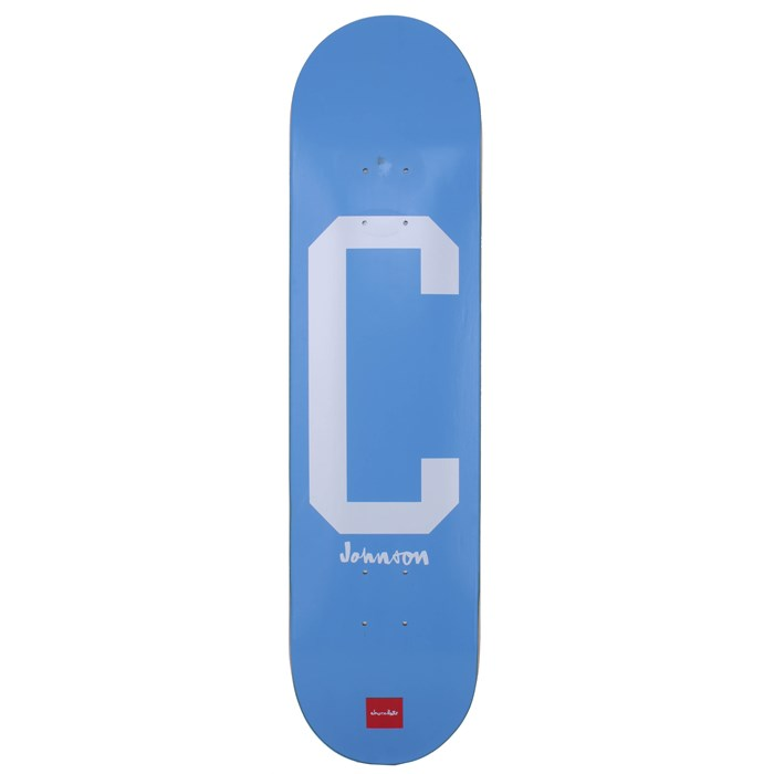 Chocolate - Marc Johnson League C Skateboard Deck