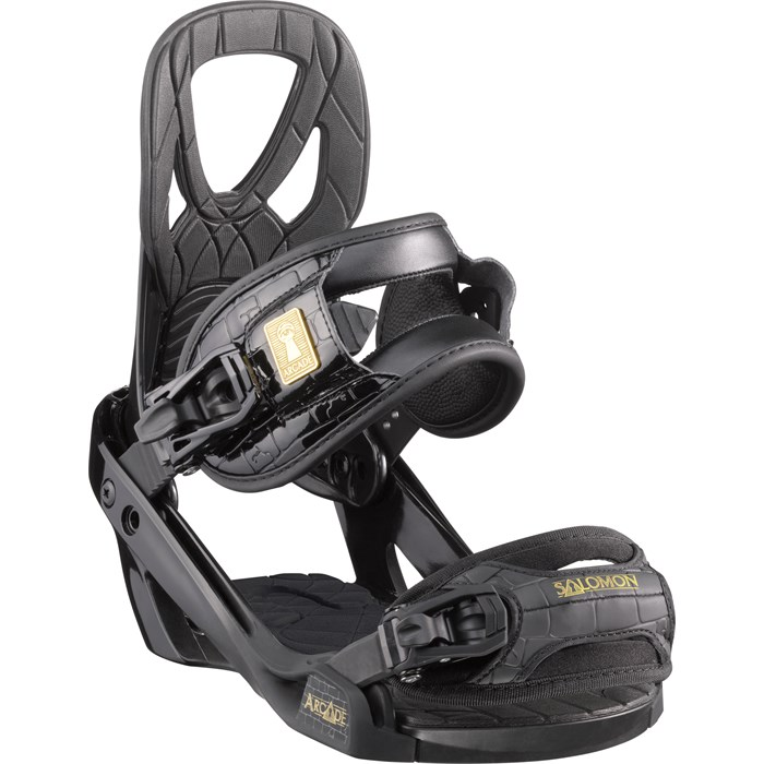 Salomon - Arcade Snowboard Bindings 2012