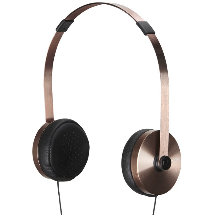 Nixon - Apollo 3-Button Mic Headphones