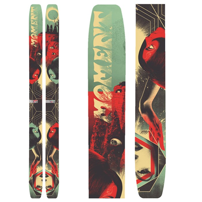 Moment - Ghost Chant Skis 2012
