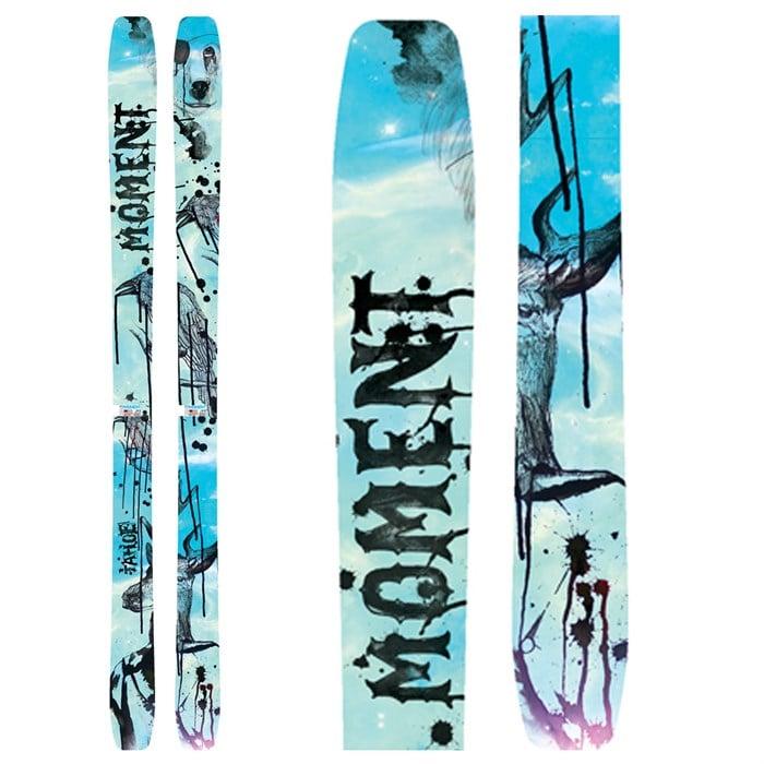 Moment Tahoe Skis 2012 Evo