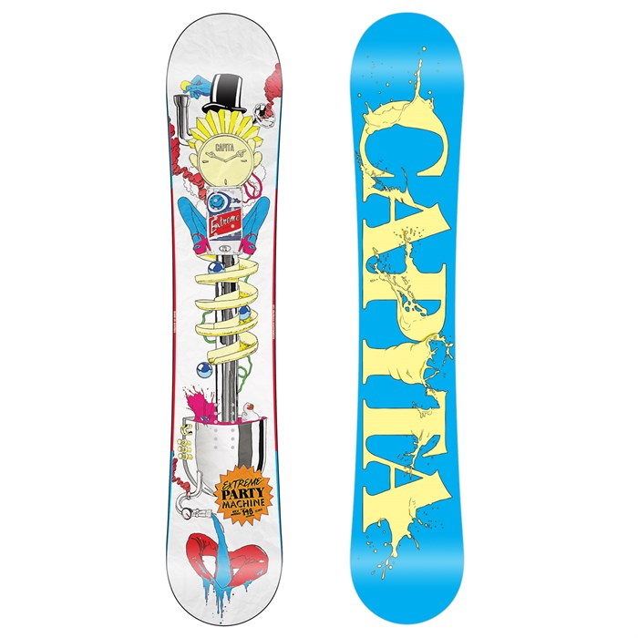 CAPiTA - Stairmaster EXTREME Snowboard 2012