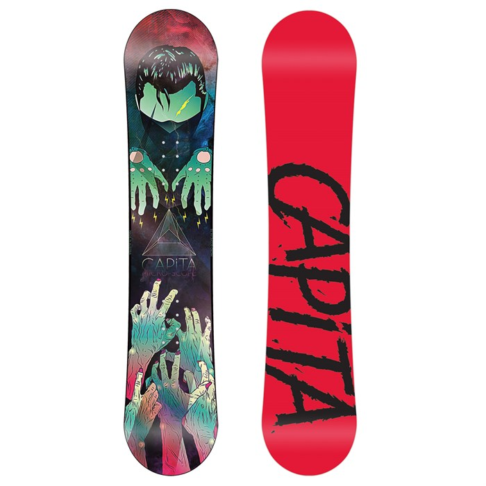 CAPiTA - Micro-Scope Snowboard - Youth 2012