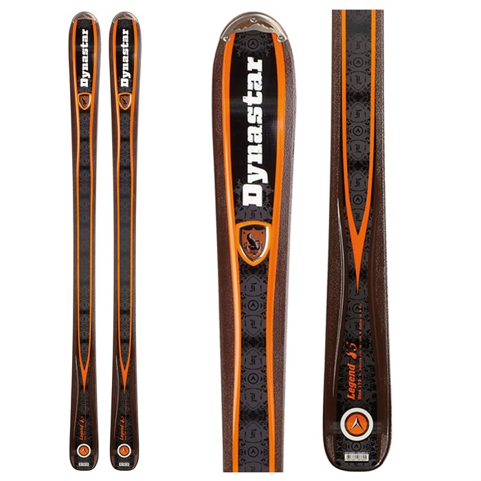 Dynastar - Legend 85 Skis 2012