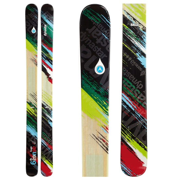 Dynastar - 6th Sense Huge Skis 2013
