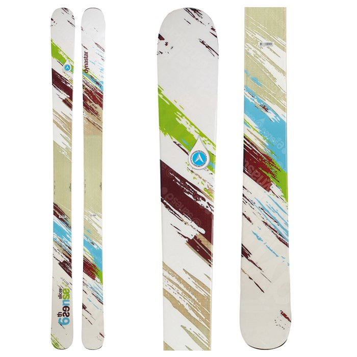 Dynastar - 6th Sense Slicer Skis 2013