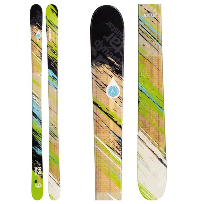 Dynastar - 6th Sense Serial Skis 2012
