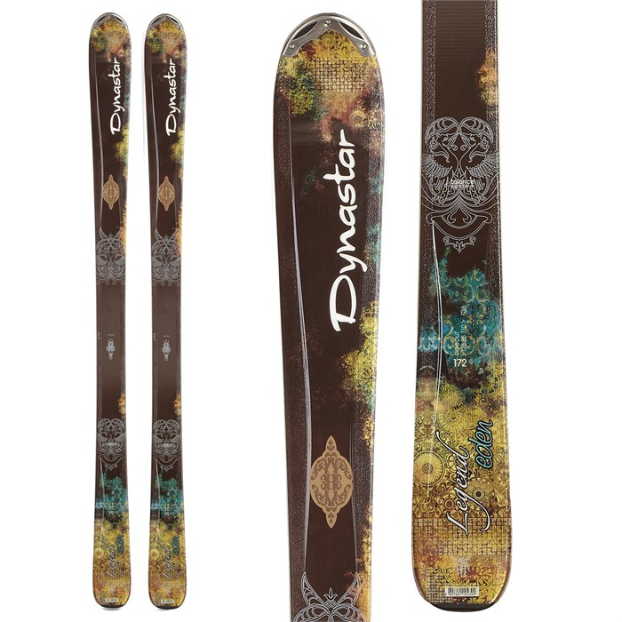 Dynastar - Legend Eden Skis - Women's 2012
