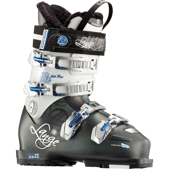 Lange - Exclusive RX Pro 100 Ski Boots - Women's 2012