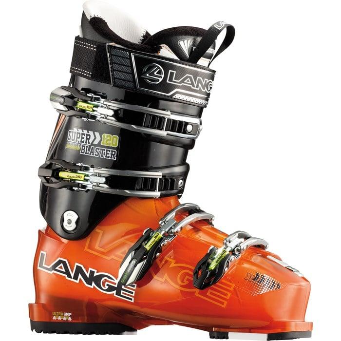 Lange - Super Blaster Ski Boots 2012