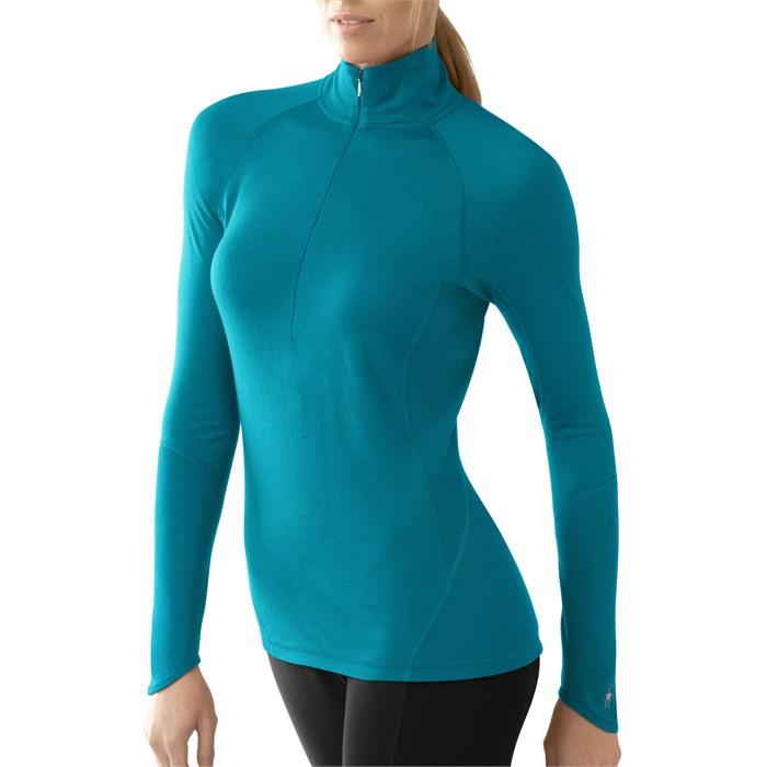 Smartwool - Lightweight Zip T Shirt - Women's