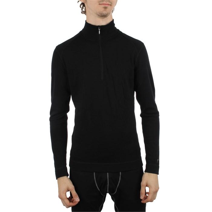 Smartwool - Midweight Zip T Shirt
