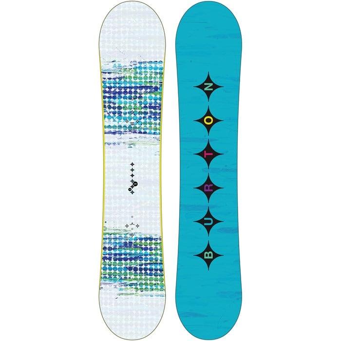 Burton - Lux Rocker Snowboard - Women's 2012