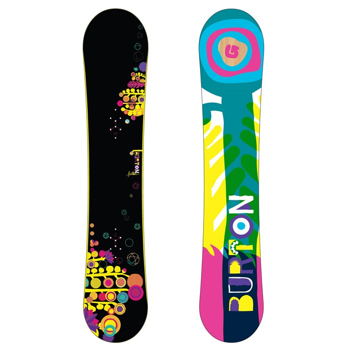 Burton - Feather Wide Snowboard - Women's 2012