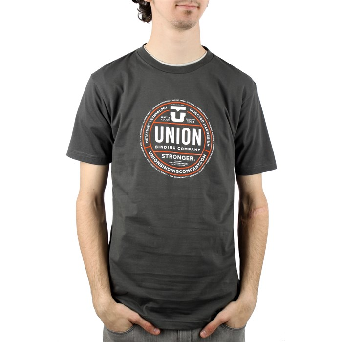 Union - Mission Statement T Shirt