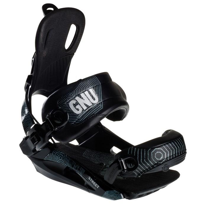 GNU Street Snowboard Bindings 2012