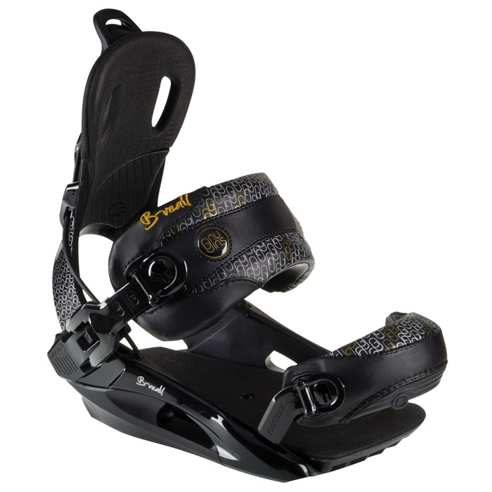 GNU - B-Real Snowboard Bindings - Women's 2012