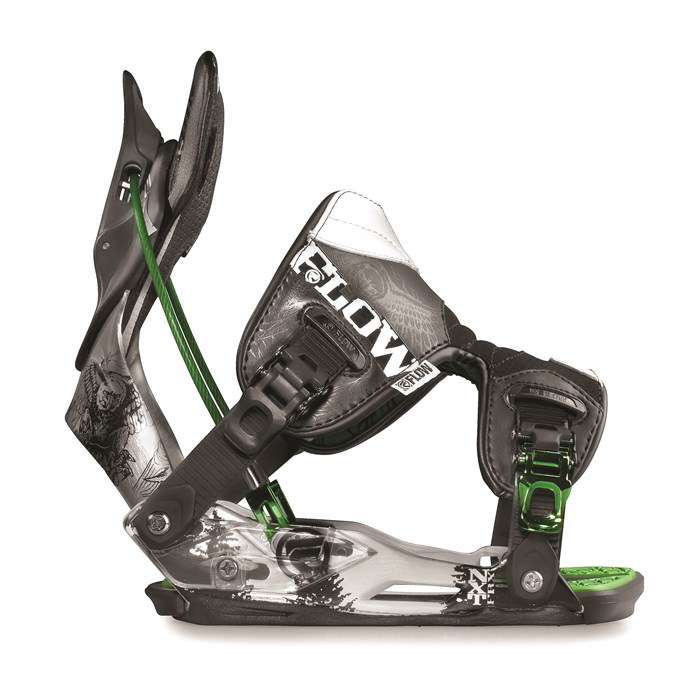 Flow NXT-FRX Snowboard Bindings 2012