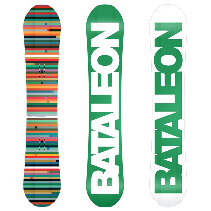 Bataleon - The Jam Snowboard 2012