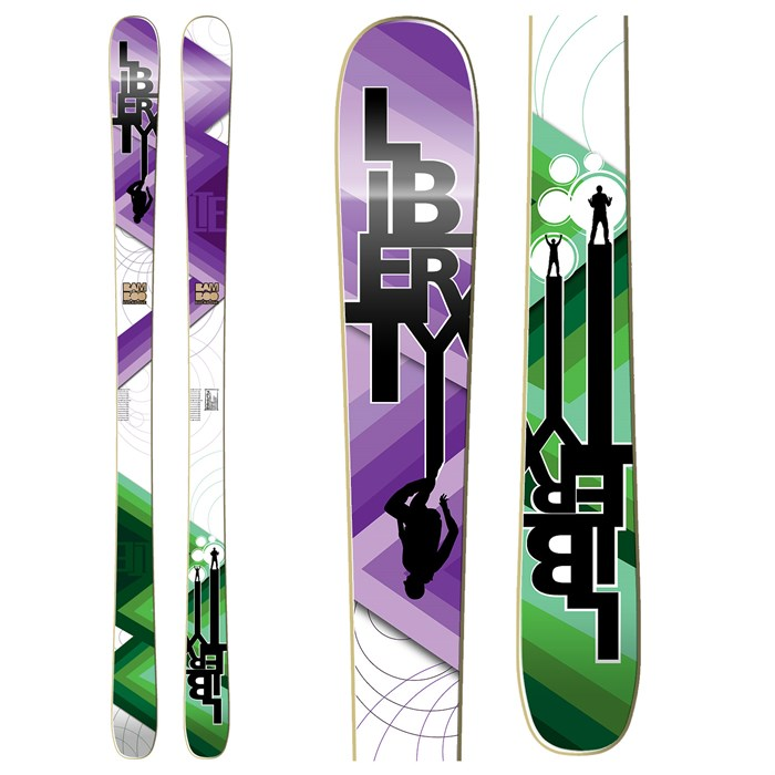 Liberty - LTE Skis 2012