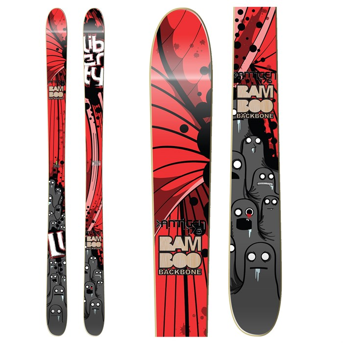 Liberty - Antigen Skis  2012