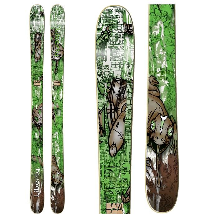 Liberty - Morphic Skis 2012